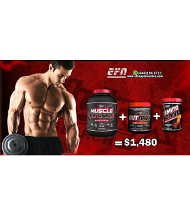 Combo nutrex musculo