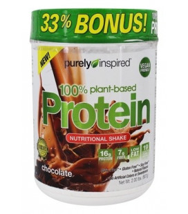 100% Plant Protein 2lbs