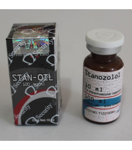 STAN OIL (winstrol) 100mg/10ml