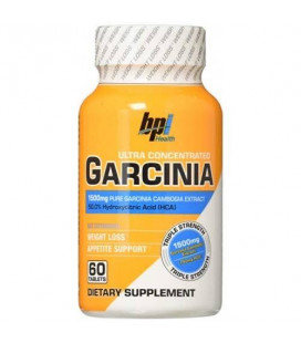Garcinia concentrated 60caps BPI