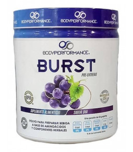 Burst 30 serv - Body Performance