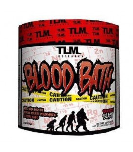 blood bath PRE workout TLM