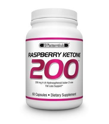 Raspberry Ketone 200mg 60 caps