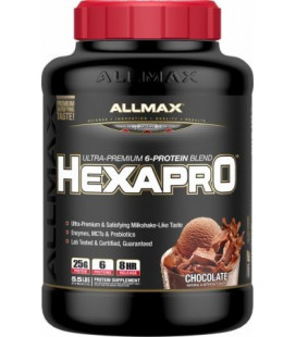 Hexapro 5.5lbs - All Max
