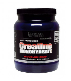 Creatine Monohidrate 1Kg- Ultimate Nutrition