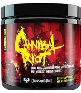 Cannibal Riot - chaos and pain DMAA