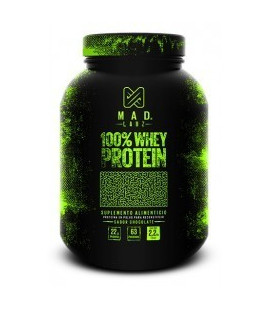 MAD 100% Whey Protein