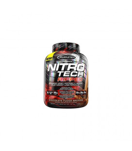 NitroTech Ripped 4lbs- MuscleTech