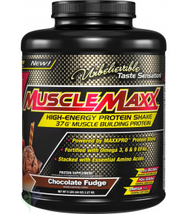 Muscle maxx protein