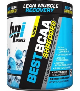 Best Bcaa shredded -  BPI