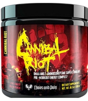 Cannibal Riot 25serv - chaos and pain DMAA