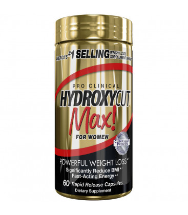 Hydroxycut Max 60cps
